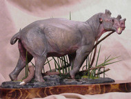 Uintatherium Resin Kit by Paleocraft