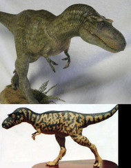 Gorgosaurus 1:10 Resin Kit by Greg Wenzel