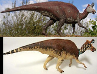 Lambeosaurus 1:35 Resin Kit by Greg Wenzel
