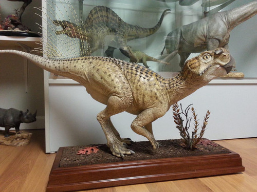 Psittacosaurus Resin Kit By Foulkes Dan S Dinosaurs