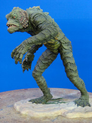 Gillman (dark) Finished Model by McVey