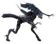 """Xenomorph Queen Ultra Deluxe from """"Aliens"""" by NECA"""