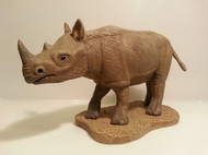 Narrow Nosed Rhinoceros Finished Model by Paleo-Creatures