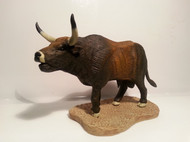 Aurochs Finished Model by Paleo-Creatures