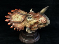 Regaliceratops Bust by Paul Tanompong