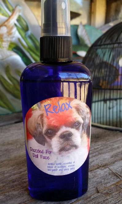 RELAX SPRAY Dog Aromatherapy