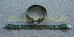 QTY 2 USGI MILITARY Pistol Web Belts Grey QR Buckle VERY GOOD