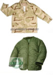 USGI MILITARY ARMY 3-Color M-65 Field Jacket Coat w/ Liner NEW / UNISSUED
