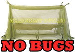 Genuine US Army Mosquito Insect Bar Field Netting NICE CONDITION NOT A CHEAP KNOCK OFF OR IMITATION
