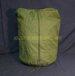 (2) TWO USGI MILITARY Wet Weather Laundry Bag OD VERY GOOD CONDITION 0161