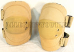 USMC MARINE HATCH Centurion Elbow Pads / Coyote Tan   VERY GOOD CONDITION