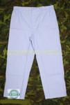 US ARMY Blue Pajamas PJ SLEEP Bottoms Pants MEDIUM NIB NEW IN BAG / UNISSUED