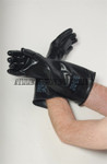 GENUINE U.S. MILITARY ISSUE CHEMICAL Protective / Resistant Gloves SIZE: MEDIUM NEW / UNISSUED CONDITION