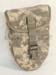 GENUINE U.S. MILITARY ISSUE ACU Digital MOLLE Shovel E-TOOL Cover VERY GOOD CONDITION