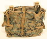 GENUINE U.S. MILITARY ISSUE  USMC Marpat ILBE Digital RADIO UTILITY POUCH for Mainpack Ruck Sack NEW / UNISSUED CONDITION