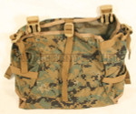 USMC ILBE MARPAT GEN 2 RADIO / UTIITY POUCH TAN BUCKLE For Main Pack Rucksack VGC