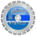 A Lackmond High Speed Green Concrete/Asphalt Diamond Blade