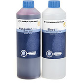 Hungarian Red Bloodstain Solution, 16.9oz