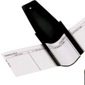 Postmortem Fingerprint Card Strip Holder Spoon
