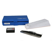 Postmortem Fingerprinting Kit with Adhesive Strips and Perfect Print Pad