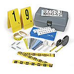 Lightning Powder Crime Scene Photo Documentation Kit, Professional