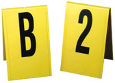 Photo Evidence Marker Numbers, 1 to 15