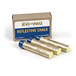 Crime Scene Reflective Chalk, Box of 3 Sticks