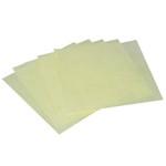 Developer Sheets for Digit 10 and IdentaPrint Inkless Fingerprinting Systems, Pack of 5