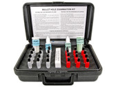 Bullet Hole Examination Kit - Lead and Copper