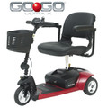 Go-Go Ultra X, 3-Wheel Scooter - Pride Mobility