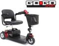 Go-Go Sport, 3-Wheel - Pride Mobility