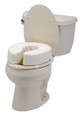"4"" Padded Toilet Seat Riser"