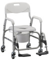 Deluxe Shower Chair & Commode
