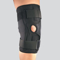 Knee Stabilizer Wrap with Hinged Bars