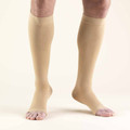 20-30 Knee High - Open Toe - Compression Stockings
