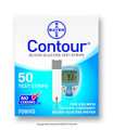 Bayer's Contour™ Blood Glucose Test Strips