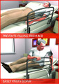 "30"" Pivoting Safety Bed Rail"