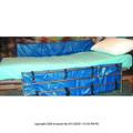 Comfort Plus Bed Rail Pad VALVM3015NVSTCS