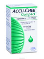 ACCU-CHEK® Compact™ Blue Glucose Control Solution