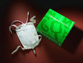 Conveen® Security+ Contoured Leg Bag COL5171EA