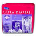 Invacare® Disposable Ultra Children's Diaper ISG30DUP4PK