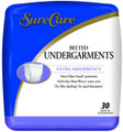 Surecare Disposable Undergarment