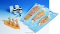 Reusable Seamless Latex Leg Bag URO9032EA