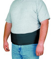 Extended Abdominal/Back Support for Large Stature