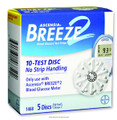Breeze 2 Test Strips Mail