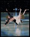 Ice Show Skating Pair Spin