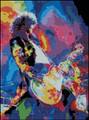Jimmy Page Abstract