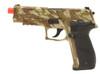 Airsoft Pistol Sig Sauer P226 Desert Camo