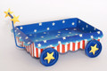 Stars and Stripes Wagon