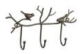 Bird and Twig Metal Hanger